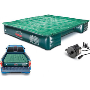 Pittman PPI-PV202C AirBedz Full Size Truck Bed Air Mattress/Pump for 6' - 8' Bed