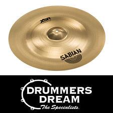 "SABIAN 18"" China XSR Chinese Cymbal XSR1816B - 2 Year Warranty! RRP $439.00"