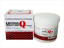 Omi Menturm Q Ointment 430g - for muscle pain & neuralgia relief from Japan F/S