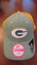 NWT Green Bay Packers  New Era Hat Cap Womens Adjustable Snapback New