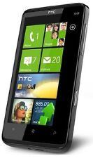Vendo HTC HD7 T9292 (99HLY010-00) Inglés, Negro, desbloqueado de fábrica