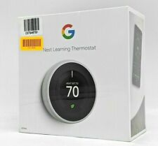 Nest T3017US 3rd Generation Programmable Wi-Fi Smart Learning Thermostat -NR2741