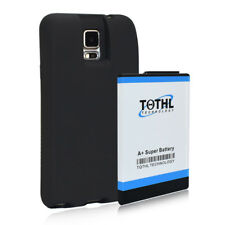 TQTHL 11800mah Extended Battery + TPU Case For Samsung Galaxy Note 4 SM-N910V