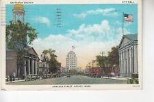 Unitarian Church & City Hall on Hancock Street  Quincy MA