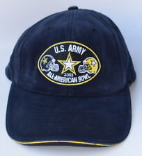 US ARMY 2003 ALL-AMERICAN BOWL High School Football Size S-M Baseball Cap Hat