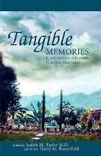 Tangible Memories, Taylor, Judith M., Good Book