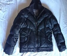 Esprit Daunenjacke 42 XL schwarz Strick Winterjacke WOW NEUw Strick warm TOP