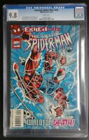 Amazing Spider-Man #405 Marvel Comics CGC 9.8 White Pages