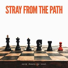 Stray From The Path ONLY DEATH IS REAL +MP3s LIMITED New Sealed Colored Vinyl LP