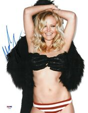 Malin Akerman Signed Sexy Authentic Autographed 11x14 Photo PSA/DNA #AD89906