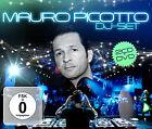 CD DVD Mauro Picotto DJ Set.von Mauro Picotto 2CDs + dvd