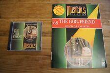 Musicals Collection 68 The Girl Friend CD & magazine DeAgostini soundtrack