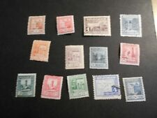 Spanish Andorra older small collection, mm and used - catalogue £126 Ref HJ5