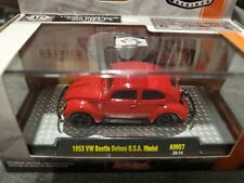 m2 machines auto mods 1953 VW beetle