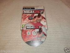 NBA 2K11 (Sony PlayStation 3)
