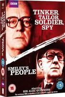 Tinker su Misura Soldier Spia / Smiley People DVD Nuovo DVD (BBCDVD3535)