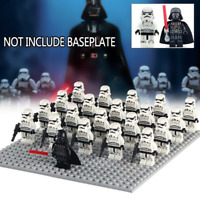 21Pcs Star Wars Corps Series Minifigures Building Block Assembly DIY Toy Sets