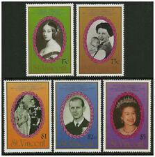 Timbres français neufs de 1981 à 1990 avec 5 timbres