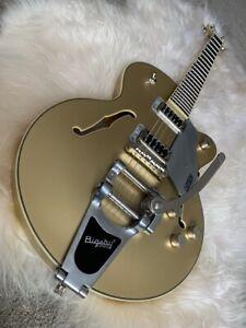 Gretsch G5655T Electromatic Center Block Junior - Casino Gold - Mint!!