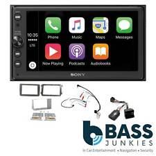 VW Touran Mk1 03-06 Sony 6.4 Mechless CarPlay Bluetooth Android Media Car Stereo