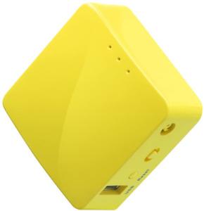 GL.iNET GL-MT300N-V2 Wireless Mini Portable Travel Router, Mobile Hotspot in RAM