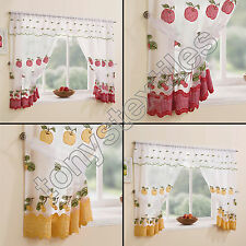 Polyester Country Ready Made Curtains & Pelmets