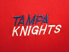 TAMPA KNIGHTS Futbol Club coach polo shirt XL soccer Adidas RSL Florida FITZ
