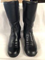 BLACK Firstgear Womens Zenster Boots 10