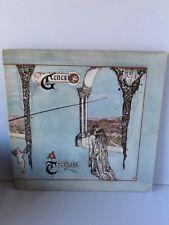 Genesis; Trespass vinyl LP 1970 1st UK press Pink Scoll CAS 1020 A-2U/ B-2U RARE