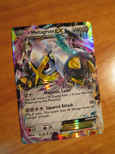 PL METAGROSS EX Pokemon Card PROMO Black Star XY34 Set Ultra Rare X and Y Box
