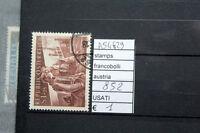 FRANCOBOLLI AUSTRIA USATI N. 852 (A54629)