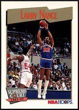 Larry Nance #458 - caballos-Aros 1991-2 Tarjeta de Baloncesto (C496)