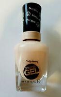 Sally Hansen Miracle Gel Color Polish Gel ohne UV Lampe 123 Champagne Reign Neu