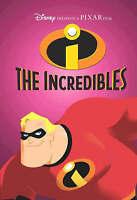 "Disney ""The Incredibles"",  | Hardcover Book | Good | 9781407532950"