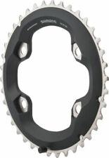 Shimano SLX M7000 Chainring 2 X 11 Speed Black 38t 96mm