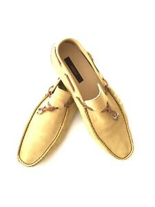 Debut Suede Loafers