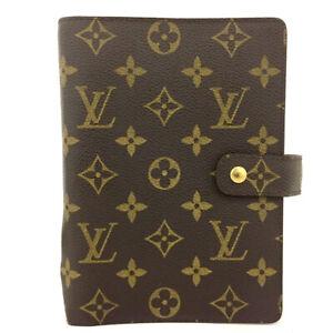 Louis Vuitton Monogram Agenda MM Notebook Cover /91748
