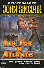 JOHN SINCLAIR - Taschenbuch Nr. 238 - Ihr Job in Atlantis - Jason Dark