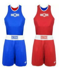 NWT RINGSIDE REVERSIBLE COMPETITION OUTFIT MEDIUM ADULT 2 PIECE