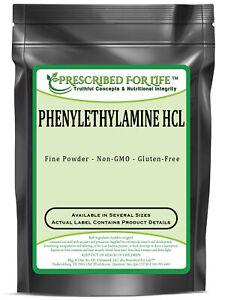 Phenylethylamine HCL Powder, 2oz(57g)