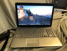 Hp G60-231WM AMD Dual-Core QL-64 2.10GHz Laptop, 4gb memory, 250gb hard drive