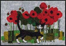 Fußmatte Poppywalk By Rosina Wachtmeister 75 X 50