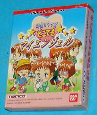 Kosodate Quiz Dokodemo My Angel - Wonderswan Bandai - JAP Japan