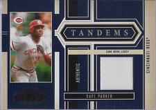 DAVE PARKER AUSTIN KEARNS 2004 Playoff Honors TANDEMS Dual Sided JERSEY #d /250