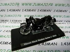 FD4A MOTO 1/24 test hachettes : VINCENT BLACK SHADOW series C 1949