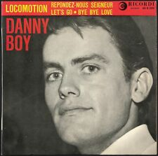 DANNY BOY - Locomotion - EP 45 tours Ricordi 45 S 229