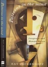Psicología Ray jackendoff patrones en la mente idiomas y la naturaleza humana