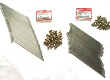 Spokes and nipples for Honda C50 C70 C90 C100 SS50-90 CL50 CM90 CD50 Cub NOS