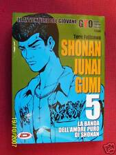 GTO-SHONAN JUNAI GUMI- N°5-la banda dell'amore puro-DI:TORU FUJISAWA-DYNAMIC