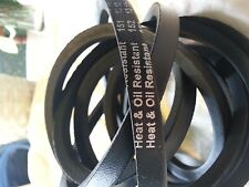 Replaces Ferris 61 inch PREMIUM Deck Belt 502206 5103391 5103871 173B N4 D
